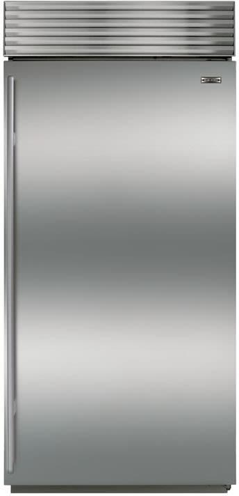 Sub Zero Bi36rgsphlh 36 Inch Refrigerator Column With 23 4
