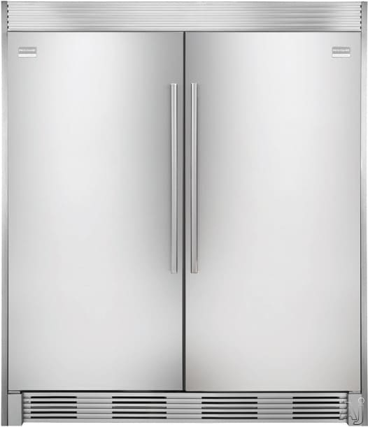 Frigidaire Fgfu19f6qf 32 Inch Built In All Freezer With