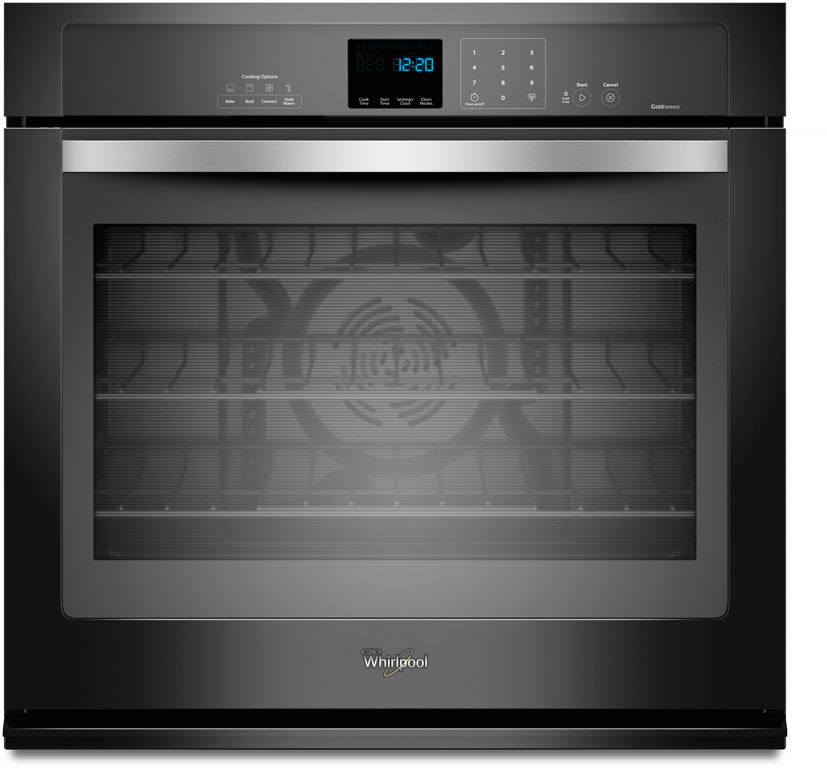 Whirlpool G7ce3034xb 30 Inch Smoothtop Electric Cooktop