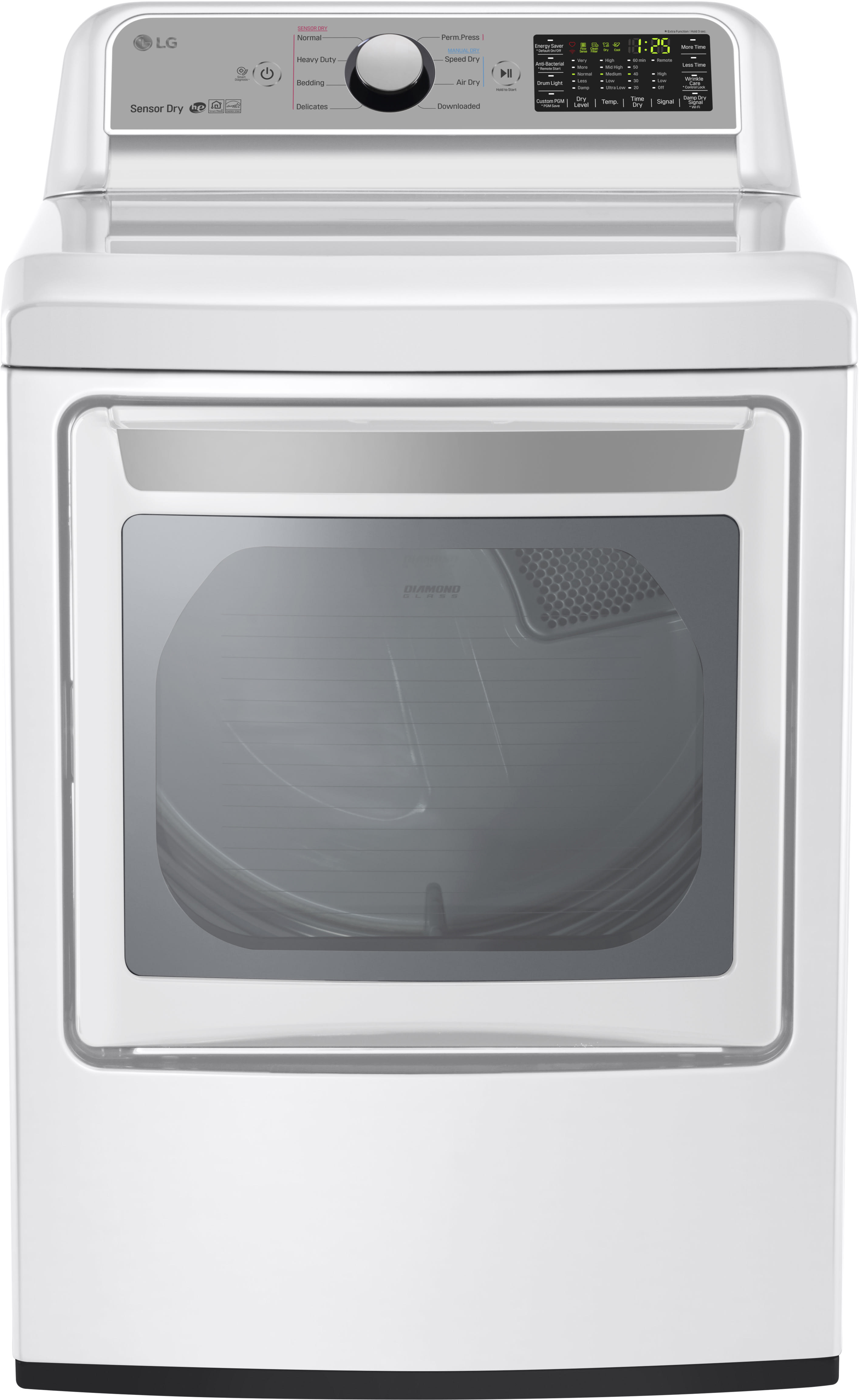 Lg Wt7200cw 27 Inch Top Load Washer With Wi Fi