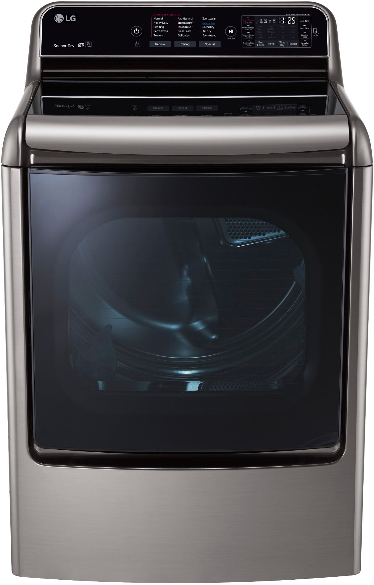 Lg Wt7710hva 29 Inch Top Load Washer With 5 7 Cu Ft