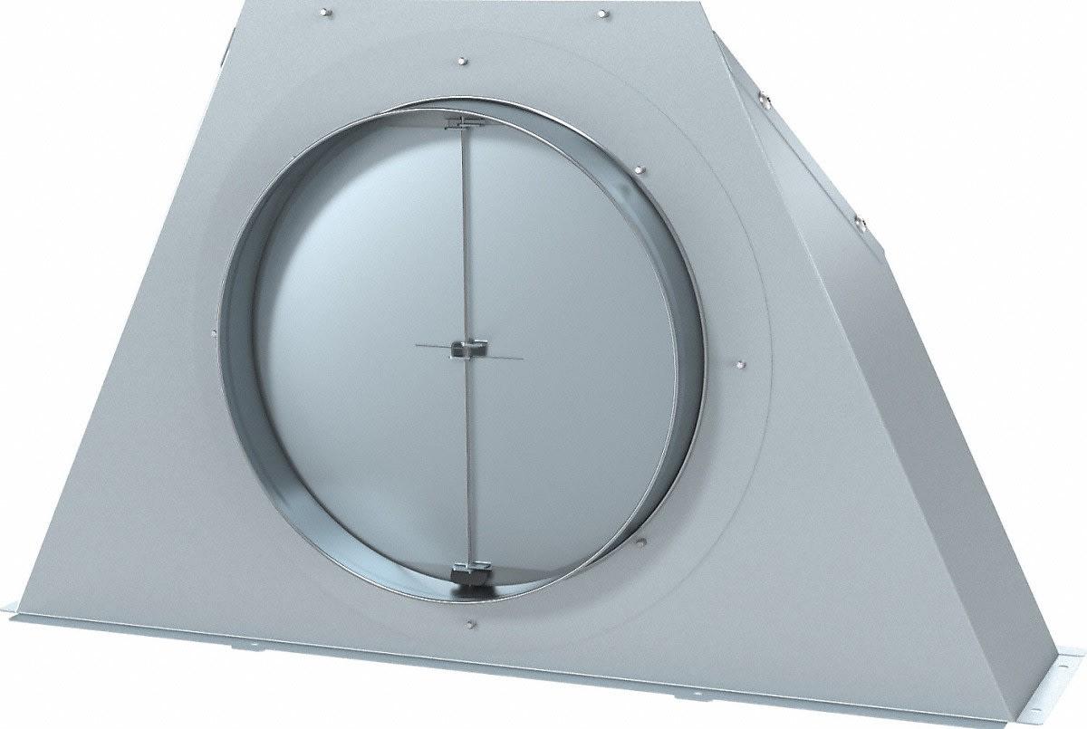 Miele DAR1260 60 Inch Wall Mount Range Hood with Temperature Sensor ...