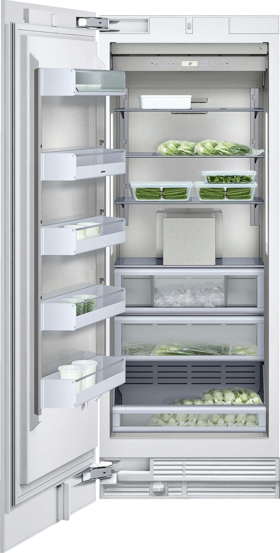 Gaggenau Rc472701 30 Inch Built In Refrigerator Column