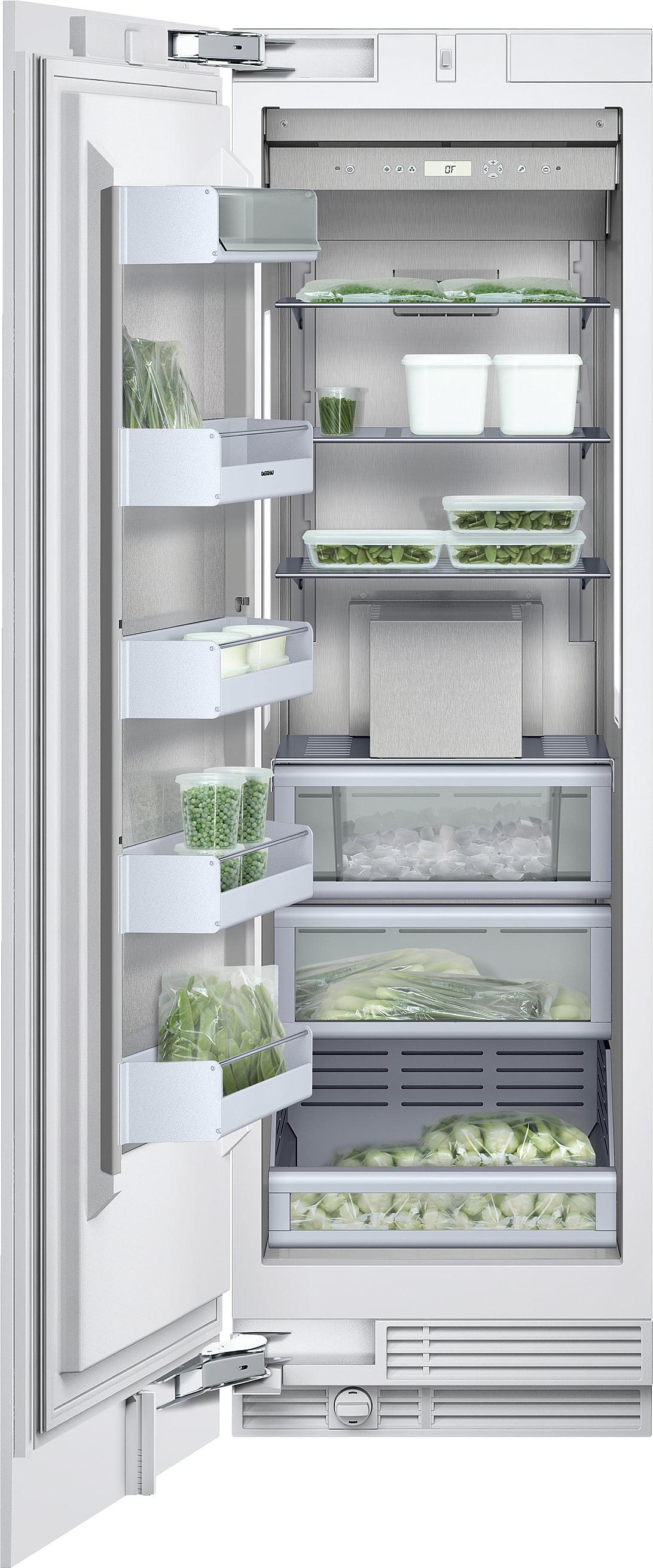 gaggenau rc472701 30 inch built in refrigerator column. Black Bedroom Furniture Sets. Home Design Ideas