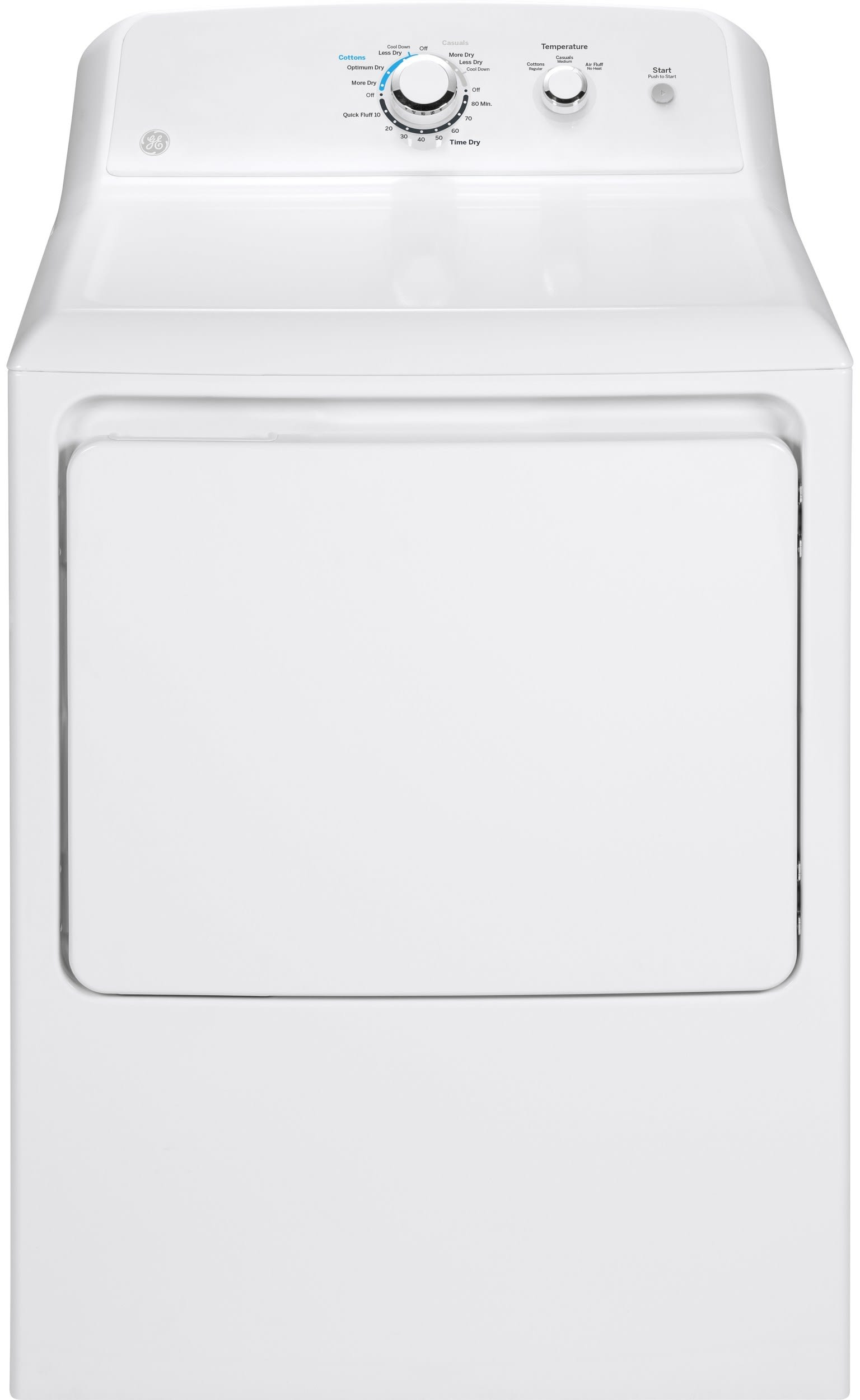 Ge Gtw330askww 27 Inch 3 8 Cu Ft Top Load Washer With 11