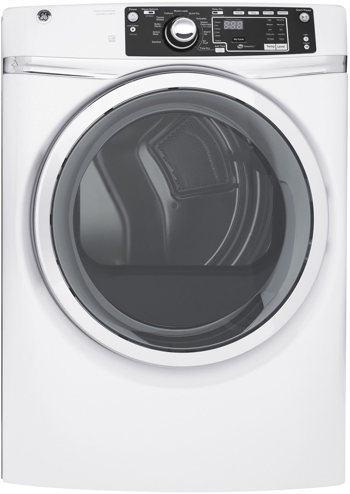 Ge Electric Dryer Gfd Esskww Abf on Ge Stackable Washer And Dryer Dimensions
