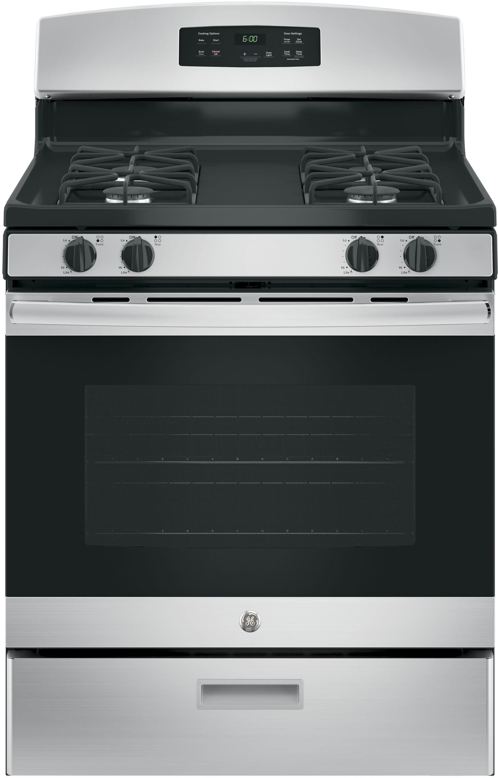 Ge Parts Wb49xgr04c Complete Cooktop Kit For Gas Ranges