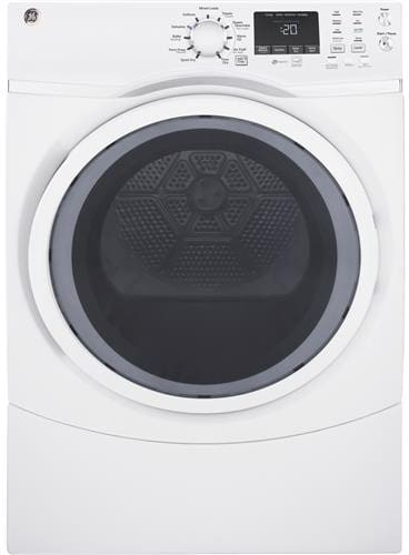 Ge Gfw450ssmww 27 Inch Front Load Washer With Internal