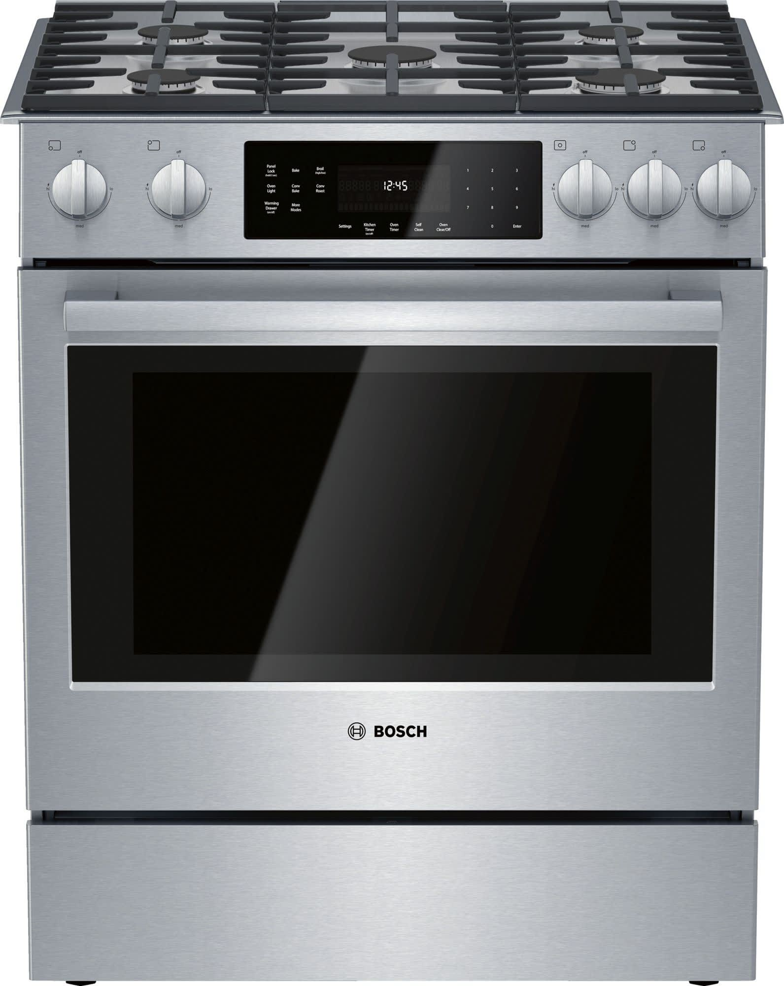 Bosch SGE63E05UC Full Console Dishwasher with 6 Wash Cycles