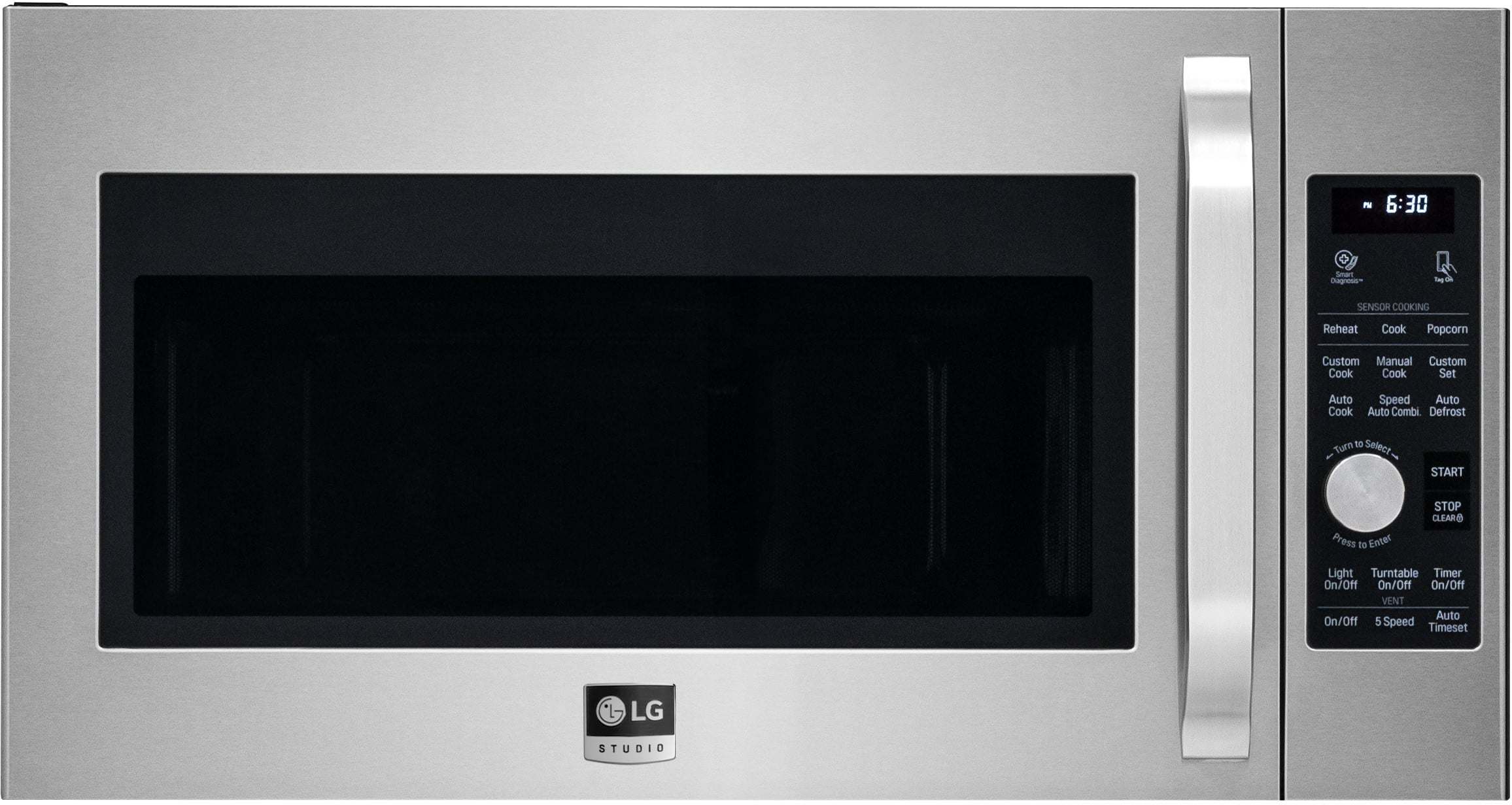 Lg Lssg3016st 30 Inch Slide In Gas Range With 6 3 Cu Ft