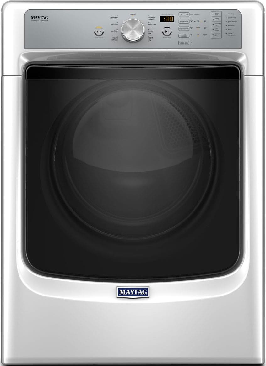 Maytag Mhw4200bw 27 Inch Front Load Washer With 4 1 Cu Ft