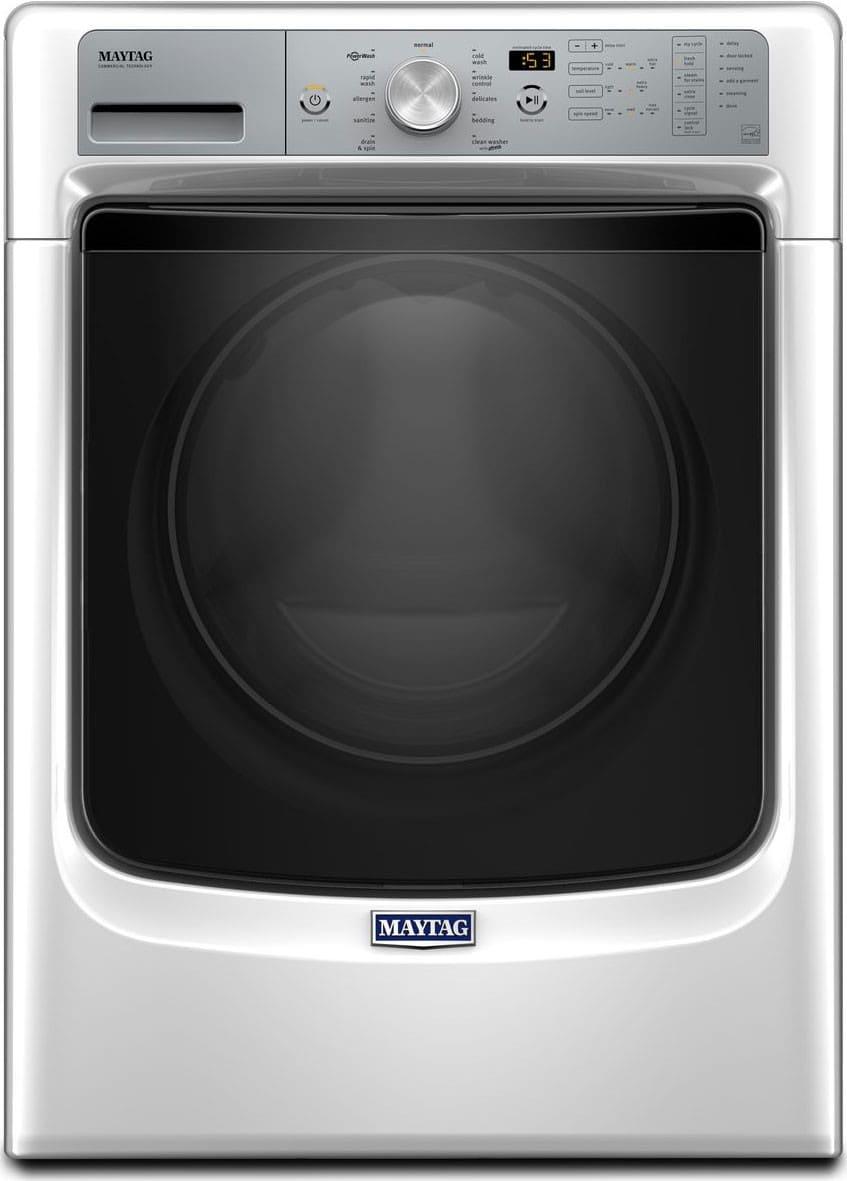 Maytag Med6000xw 27 Inch Electric Steam Dryer With 7 4 Cu