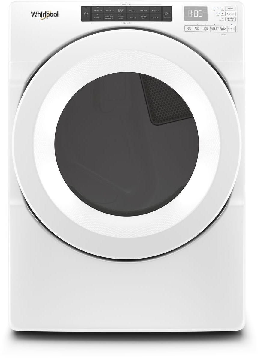Whirlpool Wfw5620hw 27 Inch Front Load Washer With Load