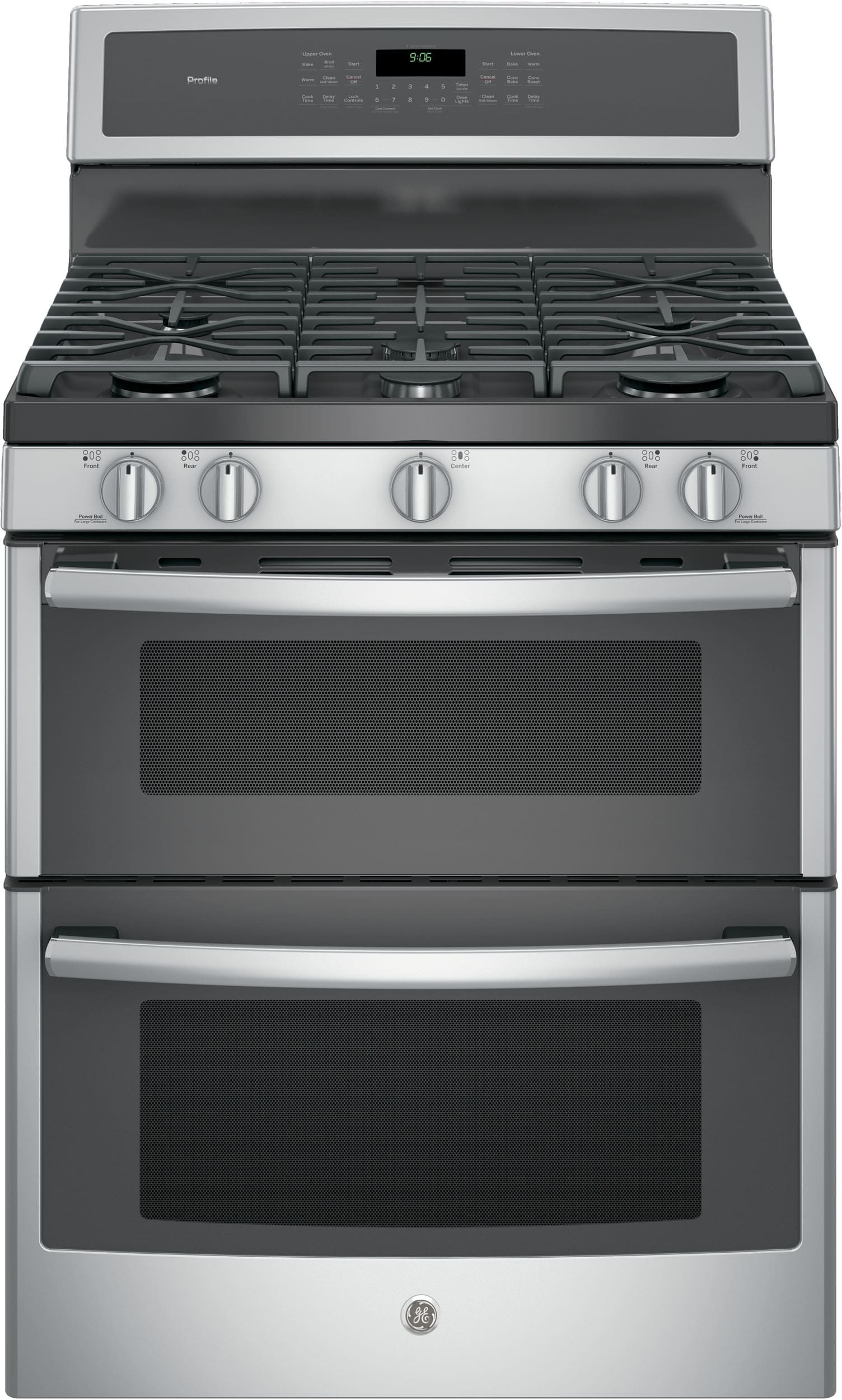 Ge Parts Wb49xpr05b Basic Cooktop Kit For Ge Profile Gas