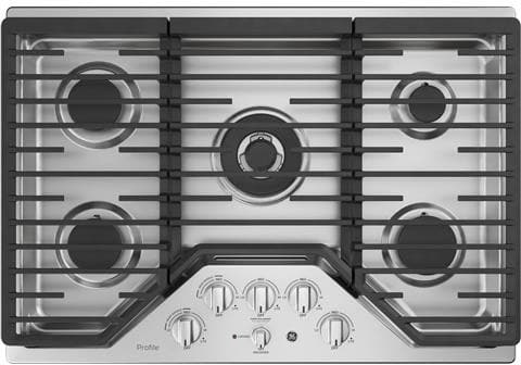 Ge Profile Pgp9030slss 30 Inch Gas Cooktop
