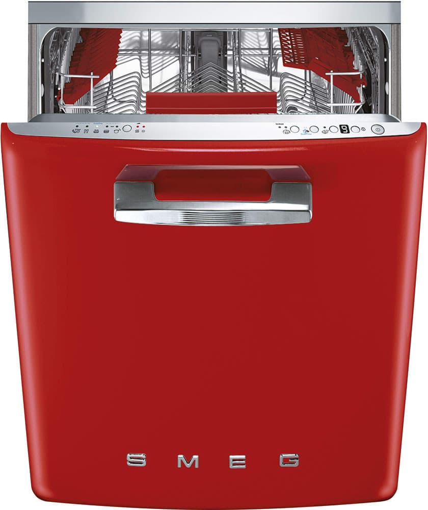 Smeg Fab32urdrn 11 7 Cu Ft Bottom Freezer Refrigerator