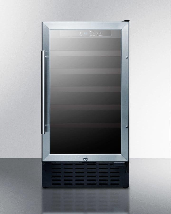 Summit Ff1843bss 18 Inch Undercounter Refrigerator With 2