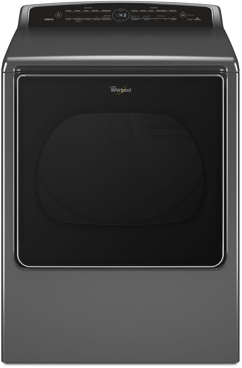whirlpool wtw8700ec 28 inch 5 3 cu ft top load washer with 26 wash cycles 850 rpm steam. Black Bedroom Furniture Sets. Home Design Ideas