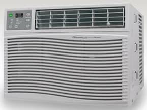 Soleus SGWAC25HCE 25000 BTU Room Air Conditioner with 11000 BTU