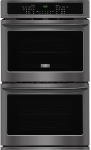 Black Stainless Steel Front View