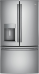 GE ENERGY STAR French Door Refrigerator - Stainless Steel