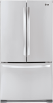 36 Inch Counter Depth Refrigerator in Stainless Steel