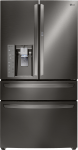 LG French Door Refrigerator with Door-in-Door, Black Stainless Steel
