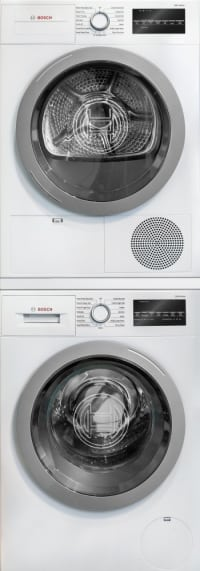 Bosch Wtg86401uc 24 Inch Ventless Electric Dryer With