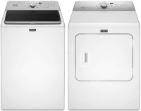 Maytag Mvwb766fw 28 Inch Top Load Washer With 4 7 Cu Ft