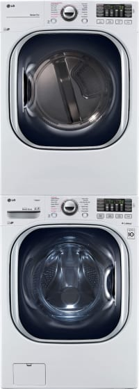 Lg Wm4370hwa 27 Inch Front Load Washer With 4 5 Cu Ft