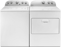 Whirlpool Wtw4816fw 28 Inch Top Load Washer With 3 5 Cu