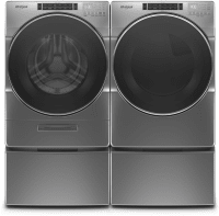 Whirlpool Wed8620hc 27 Inch Electric Dryer With Steam
