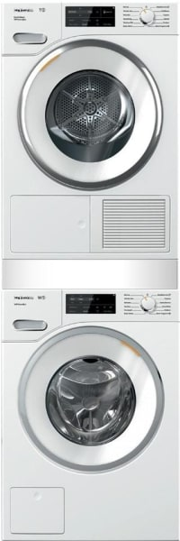 Miele Wwf060wcs 24 Inch Front Load Washer With 2 26 Cu Ft