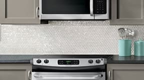 Kitchenaid microwave installation instructions