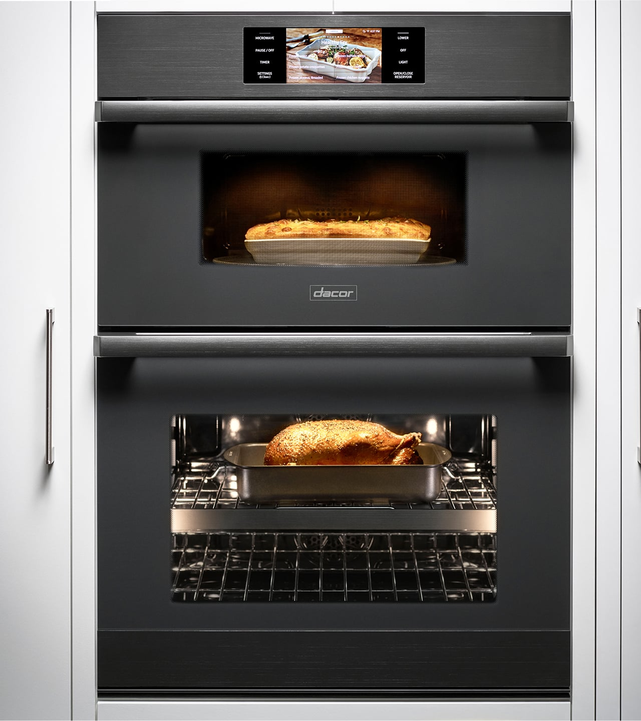 Dacor Modernist combo oven
