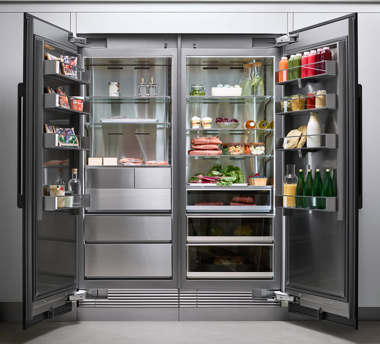 Dacor column refrigeration