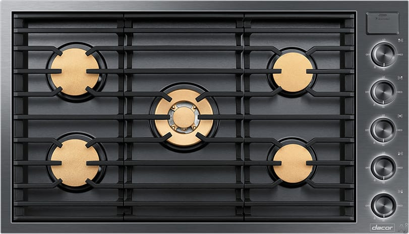 Dacor - gas cooktop