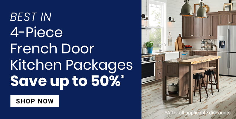 Kitchen Packages | Save up to 50%