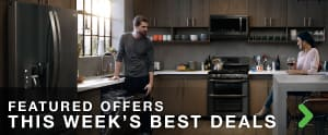 Top Brands Kitchen Appliance Deals Save on Refrigerors Laundry Ranges Ovens Dishwashers