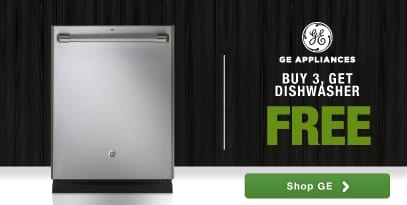 GE cafe top performance brand free dishwasher kitchen upgrade style