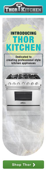 Introducing Thor Kitchen - Dedicated to creating professional style kitchen appliances