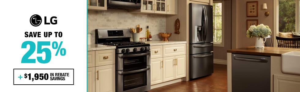 Save up to 25% plus an additional $1950 in rebate savings