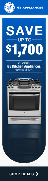 GE: Save 10% plus up to an additional $1700