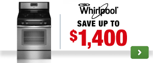 Whirlpool: Save Up to $1400