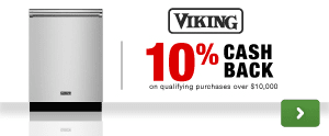 Viking 10 After 10 Savings Event - 10% Cash Back on Amount Spent Over $10000