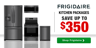 Frigidaire Summer Savings Event Receive Up to $350