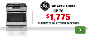 GE: Up to $1775 in Rebates