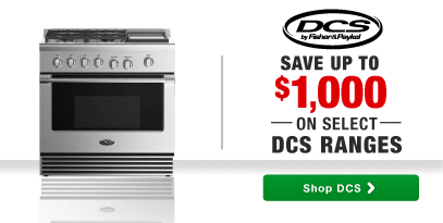 Save up to $1000 on any DCS Range