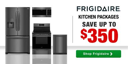Frigidaire Receive Up to $350