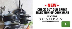 Scanpan Cookware Feature